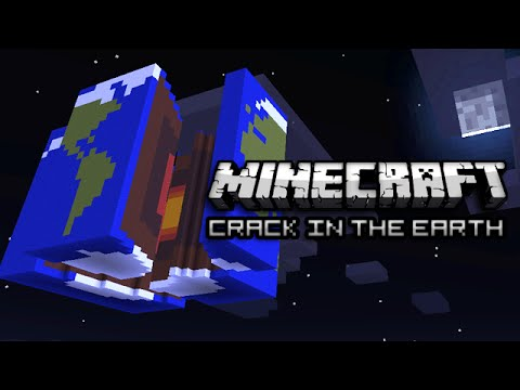 Minecraft: CRACK IN THE WORLD - Adventure Map