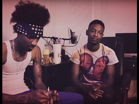 21 Savage x Sonny Digital #FreeGuwop Interview & Performance (Mixtape Kitchen Exclusive)