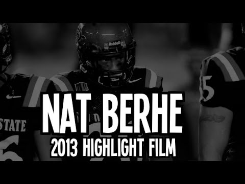 NFL Jerseys Cheap - Nat Berhe 2013 Highlight Film (Full) - YouTube