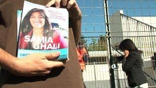 Marseille: Samia Ghali de nouveau en campagne pour la primaire socialiste