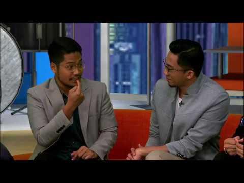 "MOTIF VIRAL: Dr. Taha & Da'i Wan ""Sekolahkan"" Netizen Malaysia!"