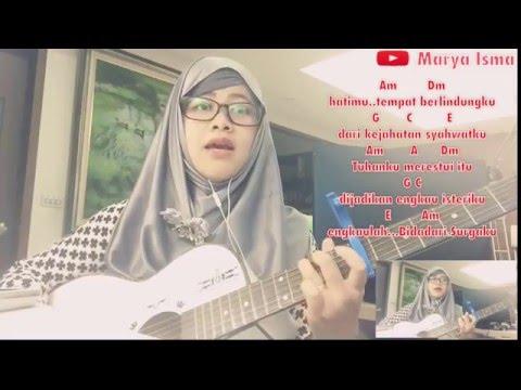 [Bidadari Surga] Ustad Jefri Al-Buchori (Cover) Marya Isma