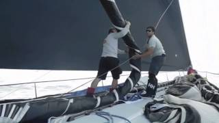 On Board Rambler 88 - Transatlantic Race 2015
