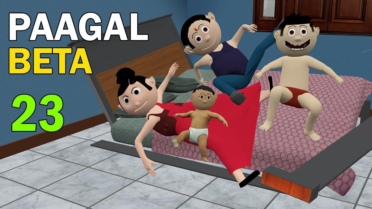 PAAGAL BETA 23 | Jokes | CS Bisht Vines | Desi Comedy Video | School Classroom Jokes