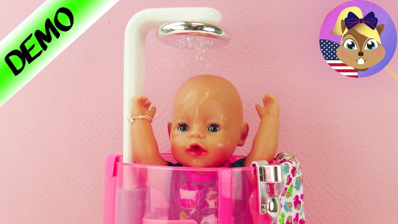 Baby Born New Rain Fun Shower