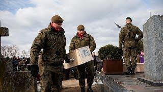 Pochowano żołnierzy 201 Pułku Piechoty