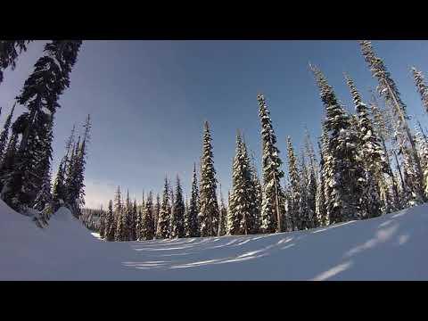 Sun Peaks Skiing with Rae