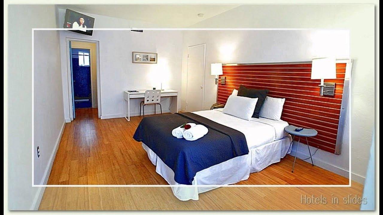 Aqua Hotel Suites Miami Beach Florida Usa