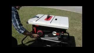 Sawstop Jobsite Table Saw Spotlight By Extreme How-to