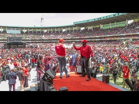 Did Jubilee Party die a natural death after David Murathe\'s exit?