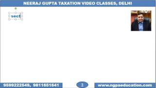 V 07 Income Tax Quick Revision Video Number 07 (Neeraj Gupta Taxation Video Classes)(www.ngpaeducation.com Video Number 07 covers TAX RATES FOR SENIOR CITIZENS, SPECIAL TAX RATES FOR LTCG, LOTTERIES & STCG THROUGH ..., 2016-11-12T05:44:11.000Z)