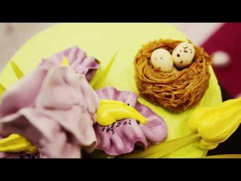 Сборка и украшение торта. Видео МАСТЕР КЛАСС  КАРМАНЦЕВОЙ  НАДЕЖДЫ  ТОРТ  НА  ДЕВИЧНИК