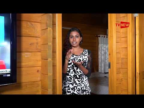 A wooden house on the banks of backwaters constructed by Kochi Woodhive - Matrix | Tv New