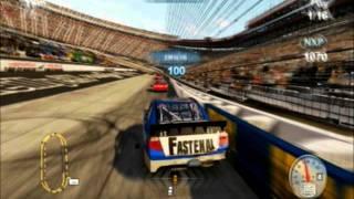 Nascar 2011 The Game-Eliminator- Funny race! race 2