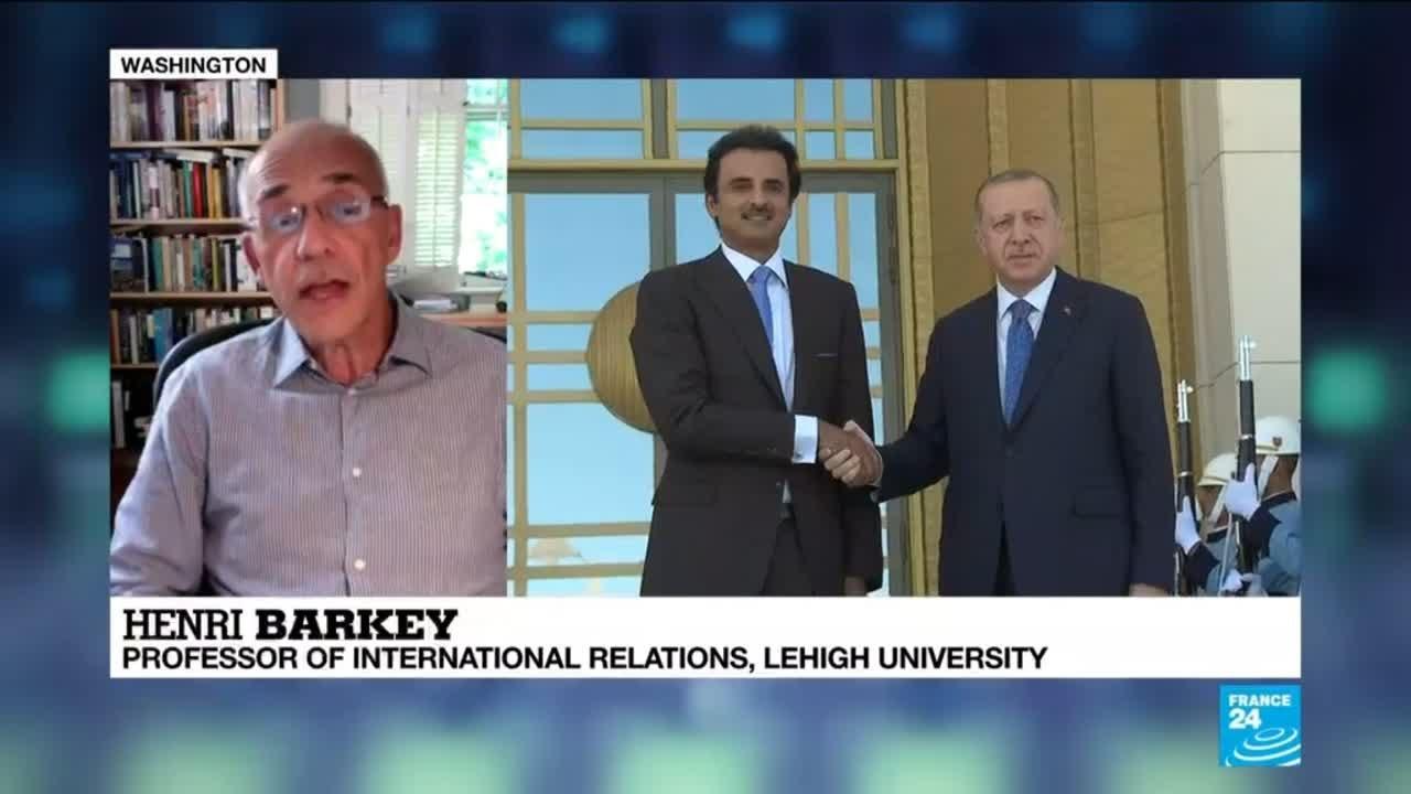 فرانس 24:US decides to put pressure on Turkey for pastor's release