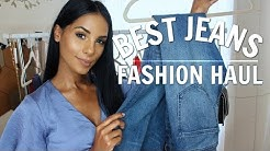 Best Jeans For Tall Women | FALL FASHION HAUL