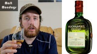 Buchanan's 12 De Luxe Review: Whisky Review #26