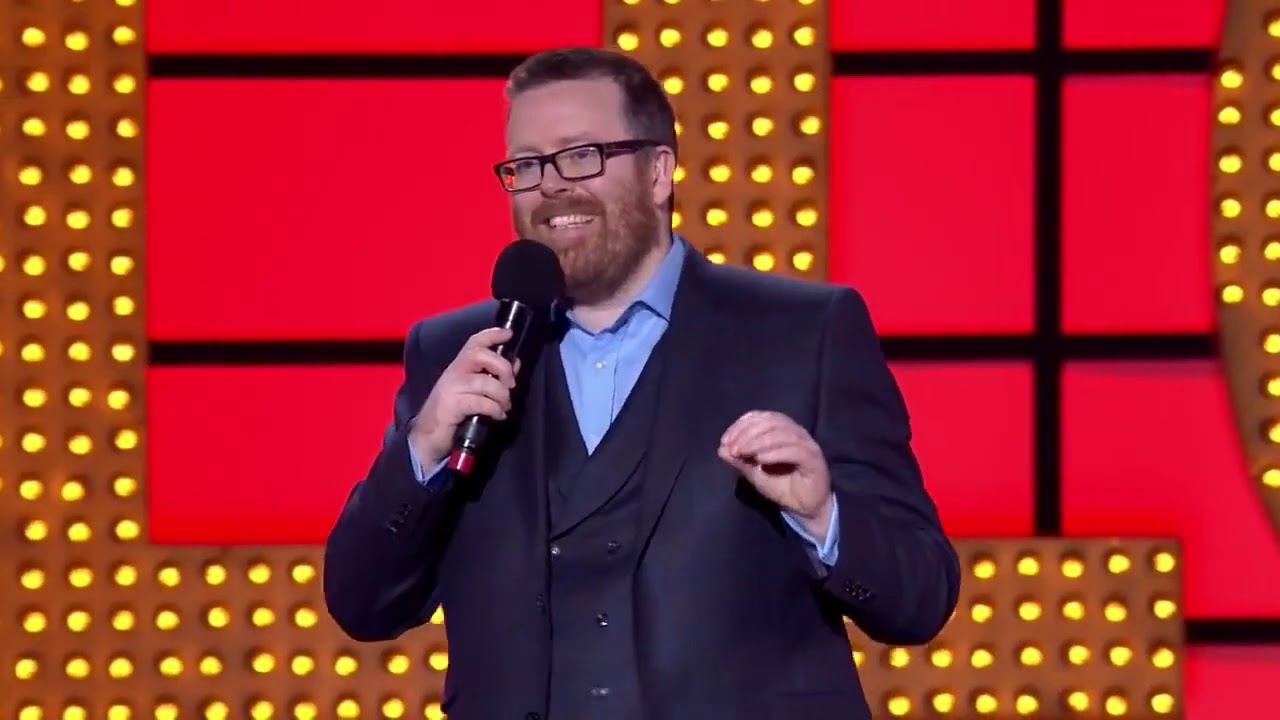 Frankie Boyle - Live at the Apollo (Legendado)