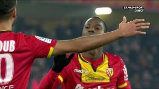 Ligue 2 - 23ème journée - Lens / Béziers : Lens fait le break grâce à Gomis sur penalty !