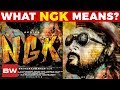 Suriya's 36- NGK Full Form Revealed | Surprise | TK 951