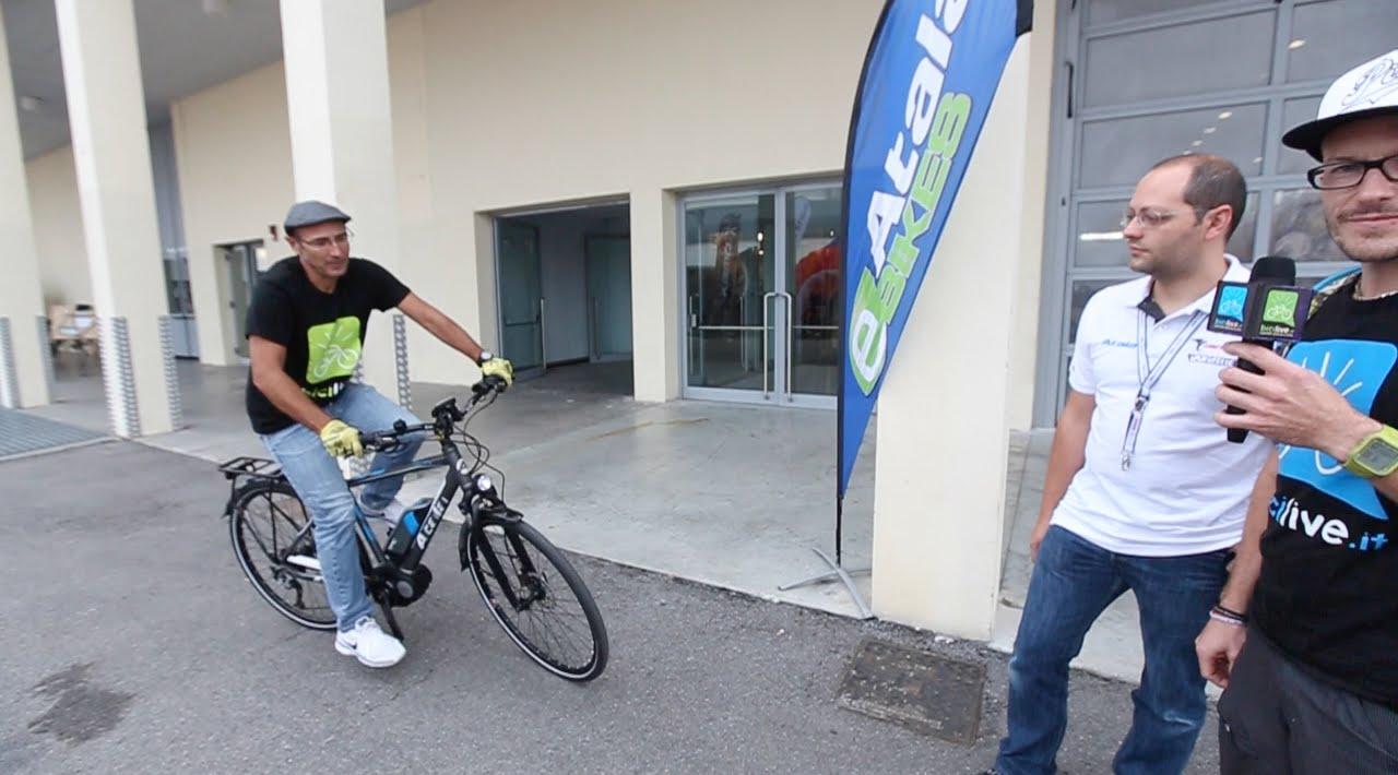 Expobici Comparativa Live Ebike Citytrekking Atala B Free