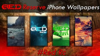 Red Reserve iPhone Gfx Wallpapers & How To Put Them On You're Phone #RedRC Powered by @Soylent