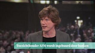 Auw! AFM-toezichthouder ingehuurd door banken - Z TODAY
