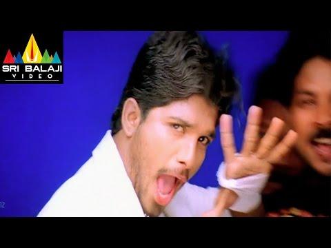 Bunny Telugu Movie Part 1/12 | Allu Arjun, Gowri Munjal | Sri Balaji Video