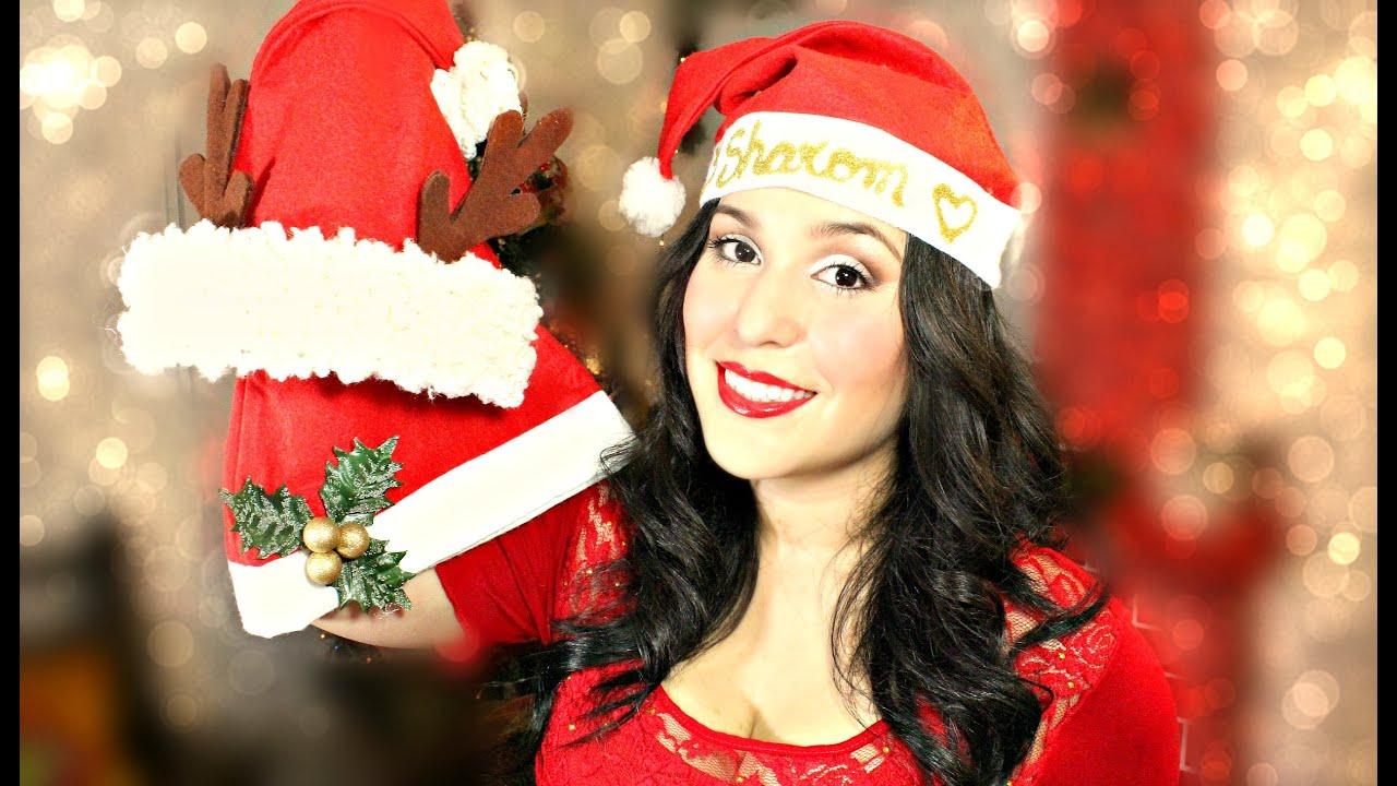 Decoracion para navidad decora tu gorro navide o - Decoracio navidad ...