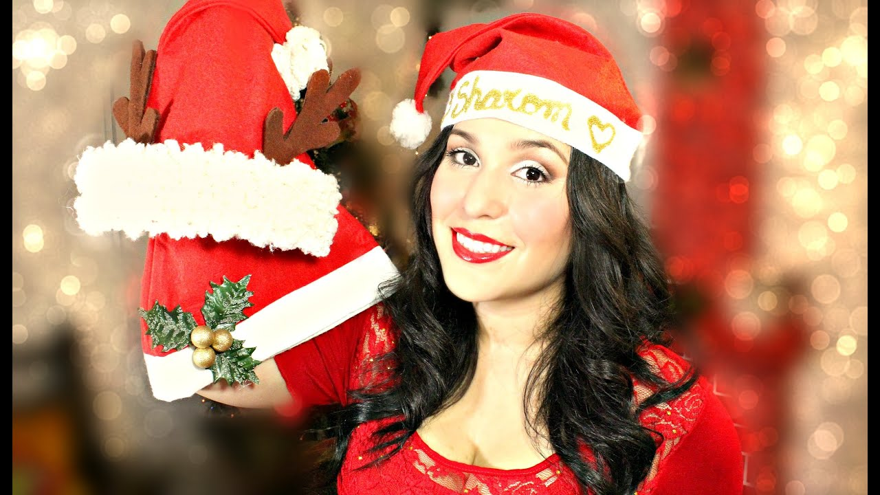 Decoracion para navidad decora tu gorro navide o - Decoracion de navidades ...
