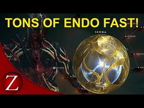 Fastest Way To Get Endo In Warframe