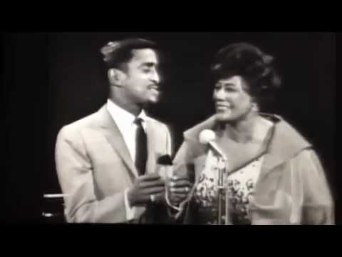 Scatting by Sammy Davis Jr. and Ella Fitzgerald