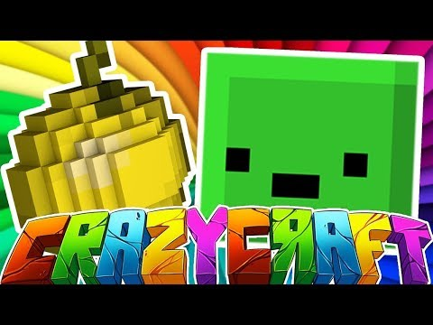 THE OG CREW IS BACK w/ Tewtiy, AlexACE, and FrizzleNPop - MINECRAFT CRAZY CRAFT SURVIVAL #1