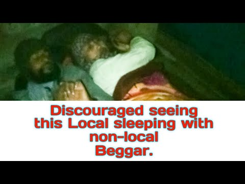 Local Lady sleeping with Non local Beggar in Dimapur