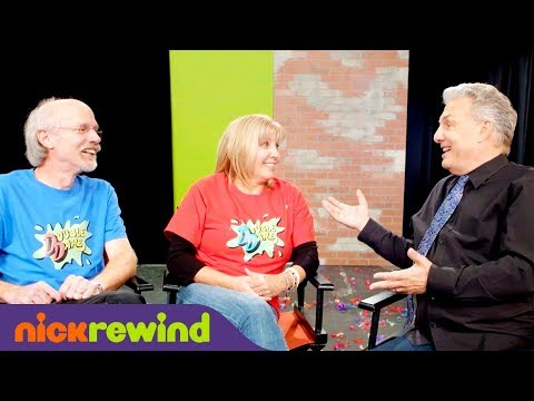 Double Dare Reunion: New Interview with Marc, Robin and Harvey | The Splat