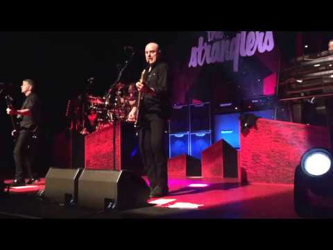 Stranglers - No More Heroes - Southend-On-Sea 23-March-2017