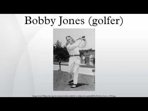 Bobby Jones (golfer)