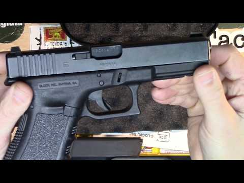Glock 22 Police 👮 Trade in  Well worth the money - YouTube