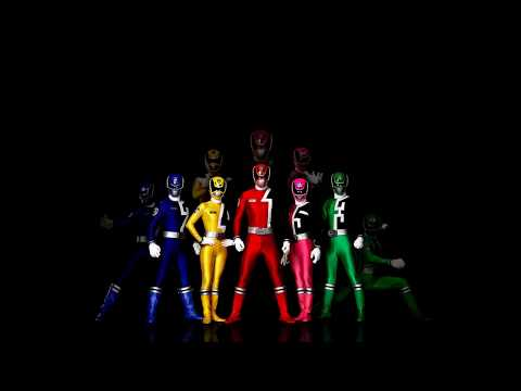 Power Ranger SPD Theme (The FestEvil Extended Mix)