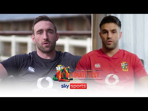 British and Irish Lions | The Ultimate Test | Episode Eight
