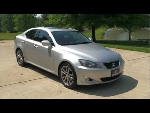 for sale 2007 lexus is250 awd with navigation southeast. Black Bedroom Furniture Sets. Home Design Ideas