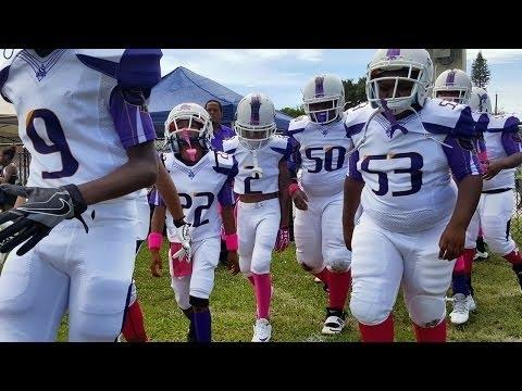 Highlights - 10u Miami Gardens Ravens vs Washington Park Bucs