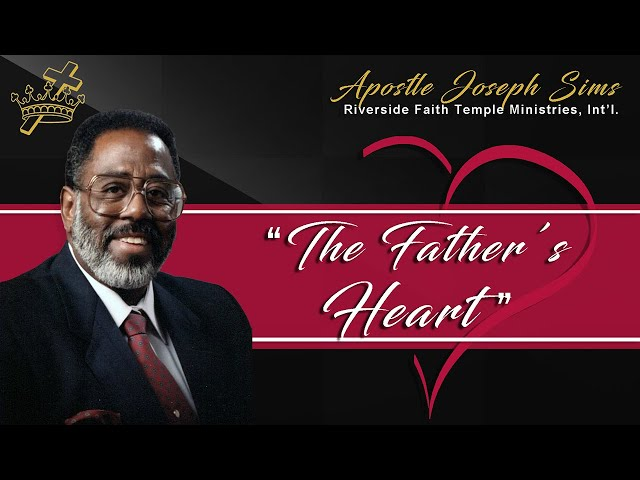 Audio Sermon - The Father's Heart - Isaiah 6:1-8