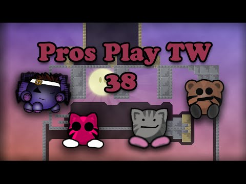 Teeworlds - Pros play TW 38: Gangster Fels From Tha Block!