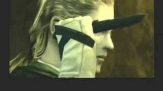MGS3 36- Torture Room, Snake Loses An Eye
