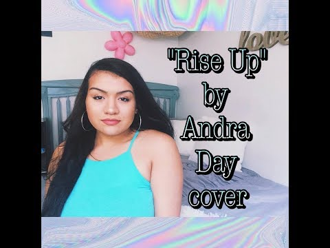 """Rise Up"" by Andra Day cover ♡ l Ashley M. Gonzalez ♡"