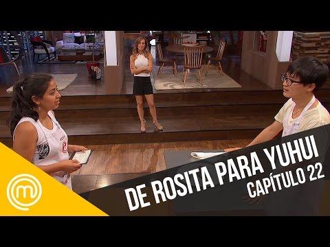 Rosita dedica su plato a Yuhui | MasterChef Chile 3 | Capítulo 22