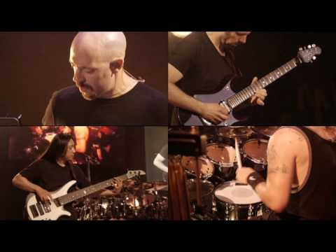 """Dream Theater Instrumedley multi display """"The Dance of Instrumentals"""""""
