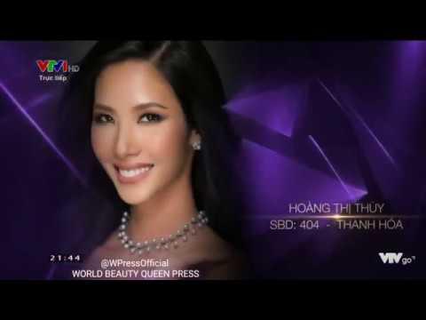 Á hậu quốc dân Hoàng Thùy: Bệ phóng cho Miss Universe 2019