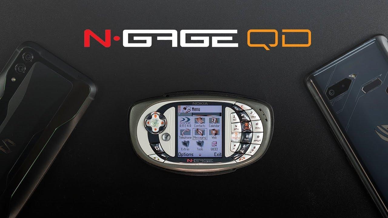 Trên tay điện thoại Nokia N Gage: Gaming Phone đầu tiên